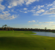 The Golf Club of Houston's Tournament Course, home of the Shell Houston Open, has one of the toughest finishing holes in golf.