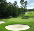The Panther Trail Course is one of two nice 18-hole layouts offered at the Woodlands Resort & Conference Center, just north of Houston.