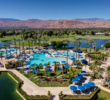 There's something for everyone, including two golf courses, at the JW Marriott Desert Springs Resort & Spa.