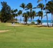 The 16th hole of the Ocean Course is the only one at Rio Mar Country Club along the beach.