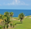 Litibu Golf Course finishes in grand fashion with a par 5 that rolls to the ocean.
