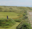 The 16th hole provides a magical moment on the Old Course at Ballybunion Golf Club in southwest Ireland.
