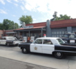 Visitors to Mt. Airy, N.C., can get the real Mayberry feel with a Squad Car tour that starts at Wally's Service Station.