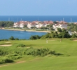 No words can do justice to the views from the fifth tee on the Marina nine of Dye Fore at Casa de Campo.