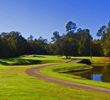 Much of it built in a swamp, The Witch Golf Club near Myrtle Beach, S.C. can be a scary test of golf.