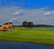 The Wizard, with its medieval castle-style clubhouse, is one of three Mystical Golf courses in Myrtle Beach.