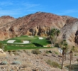The gorgeous, 157-yard seventh hole at Cascata sits in a rock canyon with a waterfall.