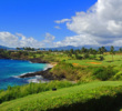 Kauai Lagoons has the most consecutive holes on the ocean as any golf course in Hawaii -- five, including the par-3 fifth on the Kiele Moana nine.