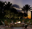 Bring the kids and you can roast marshmallows and make s'mores at ChampionsGate's fire pit during the holidays.