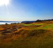 Where the land meets the sea: I got to check out Chambers Bay near Seattle, which is where next year's U.S. Open will be played.