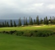 Ginella is high on Maui's Coore-Crenshaw design, the Plantation Course at Kapalua.