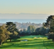 Pasatiempo Golf Club is the most acclaimed of the public courses by Dr. Alister MacKenzie. Pictured is the first hole.