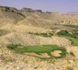 On the Texas side of the Rio Grande is one of the state's most thrilling courses, Black Jack's Crossing, located in the town of Lajitas near Big Bend National Park.