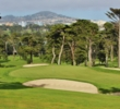 A tree-removal campaign opened up the views around the par-3 third hole of the Lake Course at The Olympic Club.