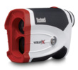 Rangefinders such as Bushnell's new Tour X Jolt are a must for the serious golfer.
