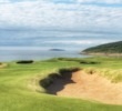 The 15th is one of six par 5s, and will be on everyone's list of favorite holes on Cabot Cliffs.