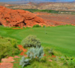 The views on the Sand Hollow Championship Course in Hurricane, Utah near St. George never seem to end.