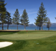Edgewood-Tahoe is set on pristine Lake Tahoe, just east of the Nevada-California border.