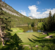 "The par-3 fourth at Banff Springs Golf Club -- dubbed ""The Devil's Cauldron"" -- is one of Canada's most iconic holes."