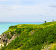 Port Royal Golf Course's 16th hole is Bermuda's most famous.
