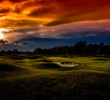 Catch it at the right time of the day, and Purgatory Golf Club can indeed look other worldly.