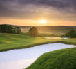 The Ozarks are a fine golf destination in the fall, home to Big Cedar Lodge's Buffalo Ridge Springs Golf Course.