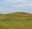 The new Kilmore nine at Carne Golf Links opens with a par 5 cut from the dunes between the first and 10th tees of the Eddie Hackett course.