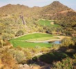 Rees Jones' Quintero Golf Club in Peoria, Ariz. features spectacular views from many elevated tees.