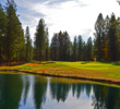 Designed by Robert Muir Graves, Widgi Creek Golf Club is a solid choice if you're playing golf in central Oregon.