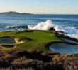 1. Pebble Beach: Here's a little something to beat the Monday blues!#PebbleBeachResorts#PebbleBeachGolfLinks #7thHole