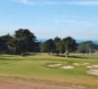 The 15th hole on the Black Horse Course at Bayonet/Black Horse provides the best view of the Monterey Bay on the property.