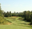 The drivable, par-4 13th is one of the most exciting holes on The Quarry golf course at Giants Ridge in Minnesota.