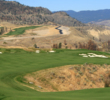 Tobiano Golf Course near Kamloops, British Columbia -- a Thomas McBroom design -- is a lakeside stunner.