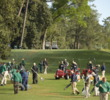 The Masters not only has expert staff but plenty of volunteer help to keep Augusta National pristine during the week of the tournament.