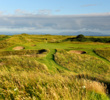 The Postage Stamp at Royal Troon, host of the 2016 Open Championship, is one of Scotland's iconic par 3s.