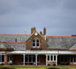 Royal Troon's clubhouse dates back to 1886, but has since been expanded multlple times.