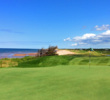 With seaside holes combined with wetlands and spruce, The Links at Crowbush Cove is the jewel of Prince Edward Island golf.