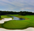 The new ninth hole at The Cape Club in Falmouth, Mass. is a vast improvement over the former Ballymeade C.C.