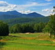 With elevated tees and greens, and twists and turns at every corner, Sunday River Golf Club in Newry, Maine is a thrill ride.
