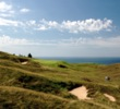 No. 30: Arcadia Bluffs is a links-inspired layout on bluffs overlooking Lake Michigan.