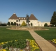 The Chateau Elan Winery and Resort offers 45 holes of golf to guests, a winery and seven restaurants.