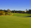 The Meadows Course is one of several great courses you can play at Sunriver Resort in central Oregon.