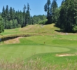 One of the top municipal facilities in the country can be found in Washington at Gold Mountain Golf Club, home to two 18-hole courses, including the Olympic Course (pictured).