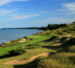 The Straits course at Whistling Straits has hosted three PGA Championships.