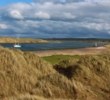 The views on the Bann course at Castlerock Golf Club are better than the main course.