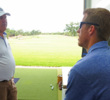 Hal Sutton and Chase Cooper promise a first-rate learning experience at the Hal Sutton Golf Academy at Big Easy Ranch near Columbus, Texas.
