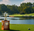 The 2017 PGA Championship was held for the first time at Quail Hollow Country Club.