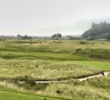 Royal St. Davids is a historic links in north Wales that plays beneath Harlech Castle.