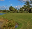 The 14th green on the Rees Jones course at The Breakers Palm Beach.
