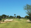 West Palm Beach Golf Club's seventh is a stunning uphill par three that tips out at 225 yards. That's a lot of bang for your buck.